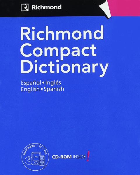 Imagen de NUEVO DICCIONARIO RICHMOND COMPACT