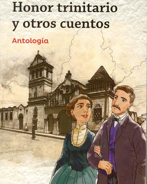 Imagen de HONOR TRINITARIO Y OTROS CUENTOS - LOQUELEO