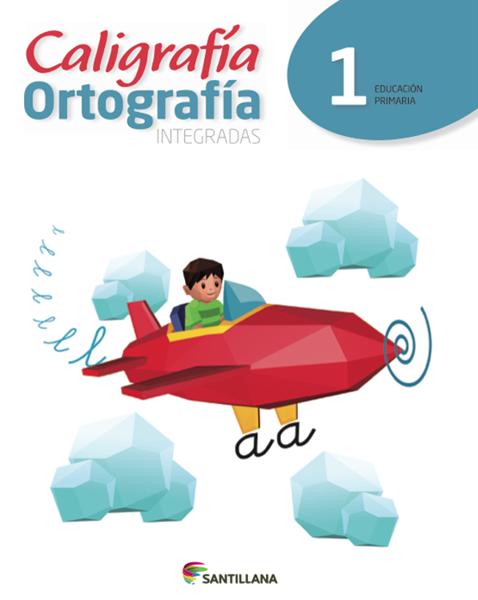 Imagen de CALIGRAFIA ORTOGRAFIA INTEGRADAS 1 NE