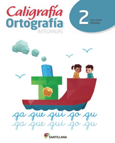 Imagen de CALIGRAFIA ORTOGRAFIA INTEGRADAS 2 NE