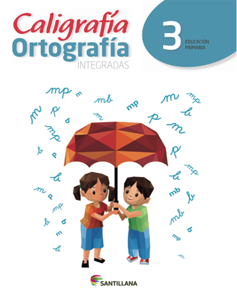 Imagen de CALIGRAFIA ORTOGRAFIA INTEGRADAS 3 NE