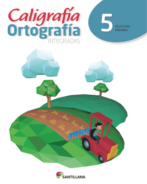 Imagen de CALIGRAFIA ORTOGRAFIA INTEGRADAS 5 NE