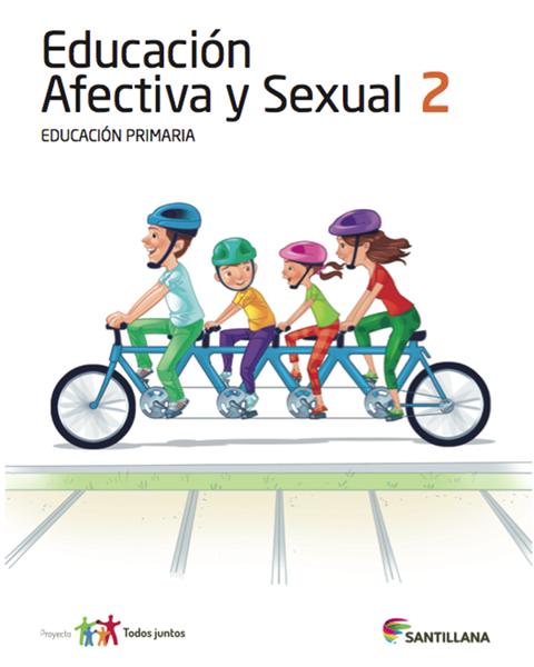 Imagen de EDUC. AFECTIVA Y SEXUAL 2 SERIE T JUNTOS