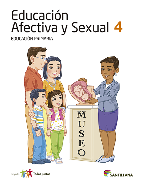 Imagen de EDUC. AFECTIVA Y SEXUAL 4 SERIE T JUNTOS