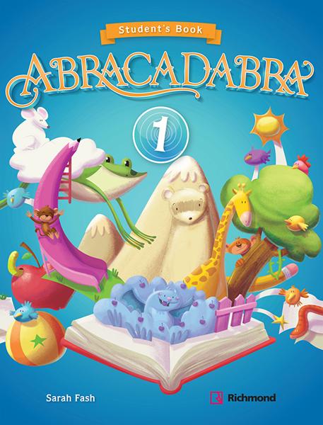 Imagen de KIT ABRACADABRA 1 (SB + CD)