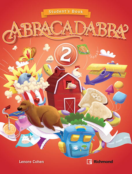 Imagen de KIT ABRACADABRA 2 (SB + CD)