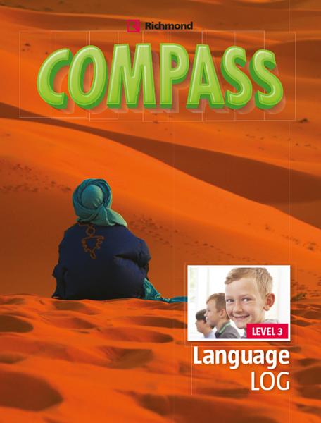 Imagen de COMPASS LEVEL 3 LANGUAGE LOG