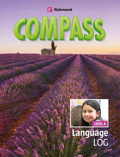 Imagen de COMPASS LEVEL 4 LANGUAGE LOG
