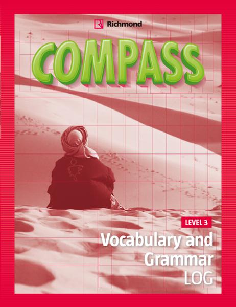 Imagen de COMPASS LEVEL 3 VOCABULARY AND GRAMMAR LOG