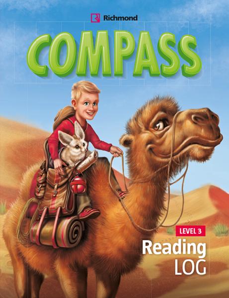 Imagen de COMPASS LEVEL 3 READING LOG