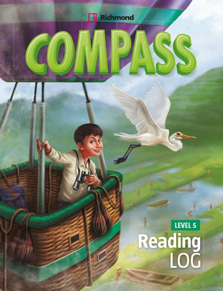 Imagen de COMPASS LEVEL 5 READING LOG