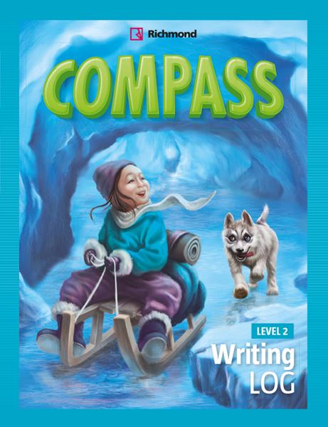 Imagen de COMPASS LEVEL 2 WRITING LOG