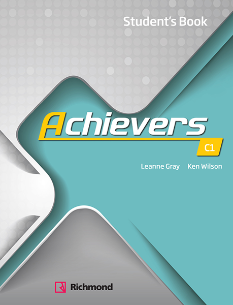 Imagen de ACHIEVERS C1 STUDENTS BOOK