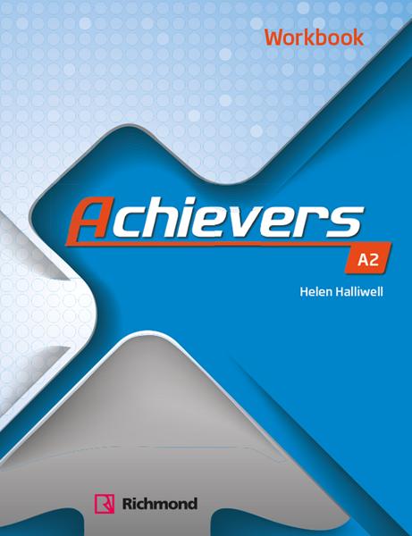 Imagen de ACHIEVERS WORKBOOK A2 (WB+AUDIO CD)
