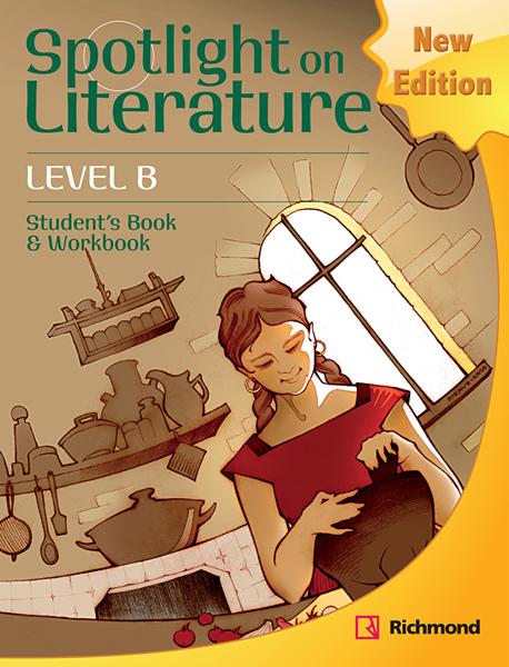 Imagen de SPOTLIGHT ON LITERATURE B STUDENT'S BOOK