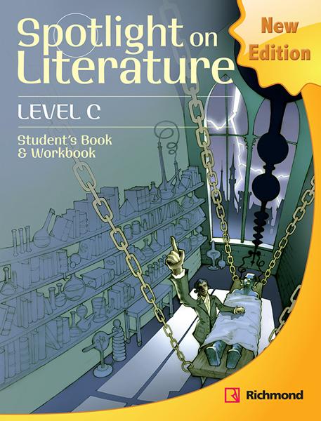 Imagen de SPOTLIGHT ON LITERATURE C STUDENT'S BOOK