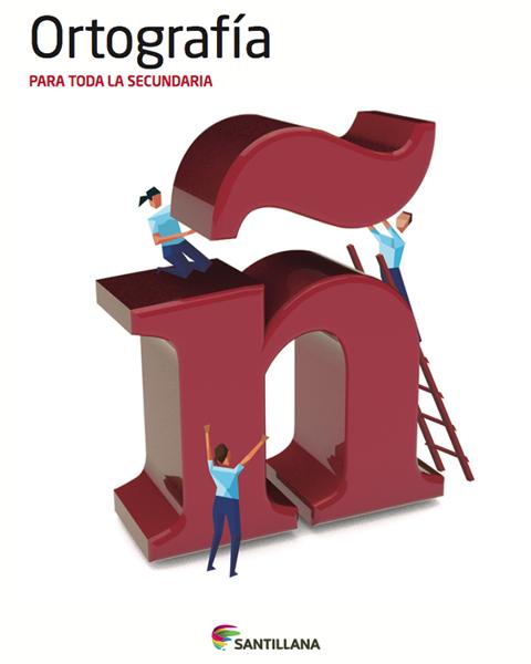 Imagen de ORTOGRAFIA DE MEDIA SERIE T JUNTOS