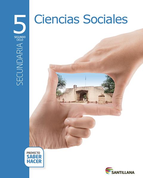 Imagen de PACK CIENCIAS SOCIALES 5 SECUNDARIA SABER HACER