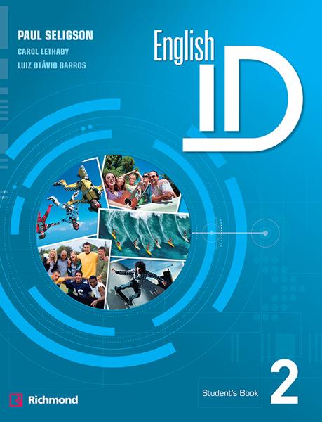Imagen de ENGLISH ID 2 STUDENT'S BOOK