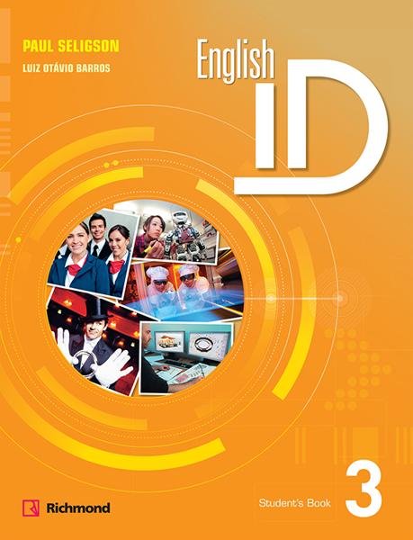 Imagen de ENGLISH ID 3 STUDENT'S BOOK