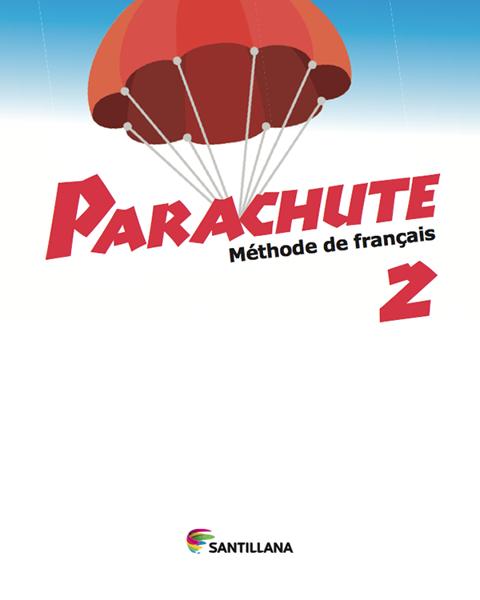 Imagen de PACK PARACHUTE 2 METHODE DE FRANCAIS