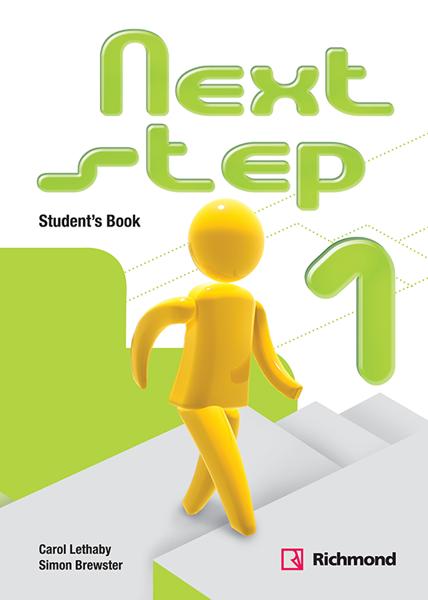 Imagen de PACK NEXT STEP 1 (SB+CD-ROM+PRACT)