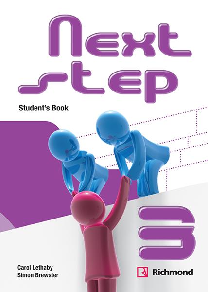Imagen de PACK NEXT STEP 3 (SB+CD-ROM+PRACT)