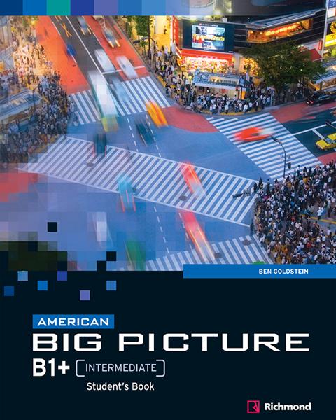 Imagen de PACK AMERICAN BIG PICTURE B1+ (STB+WB)