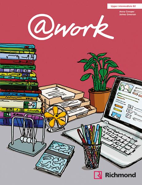Imagen de @WORK 4 STUDENT'S BOOK B2
