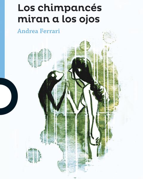 Imagen de LOS CHIMPANCES MIRAN A LOS OJOS - LOQUELEO