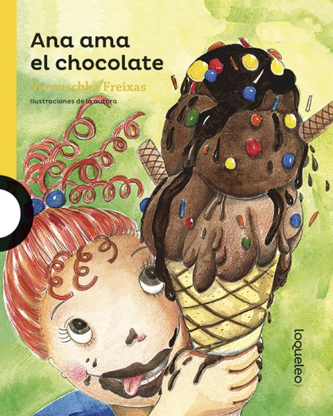 Imagen de ANA AMA EL CHOCOLATE - LOQUELEO