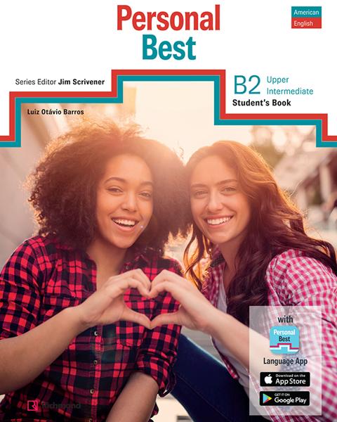 Imagen de PERSONAL BEST AMERICAN B2 UPPER INTERMEDIATE STUDENT´S BOOK