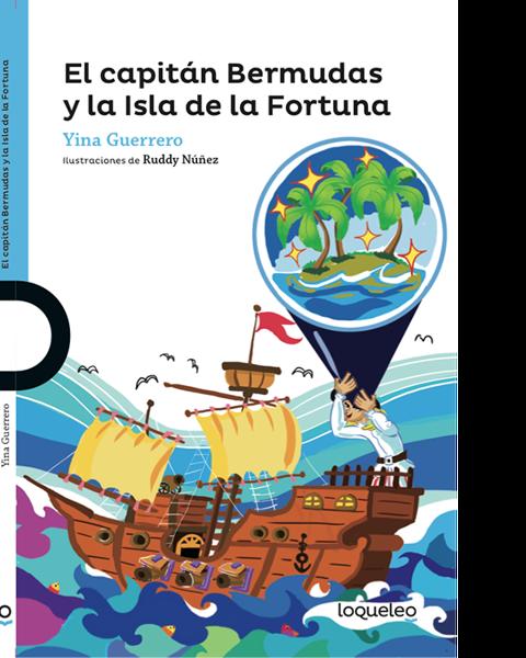 Imagen de EL CAPITAN BERMUDAS Y LA ISLA DE LA FORTUNA - LQL