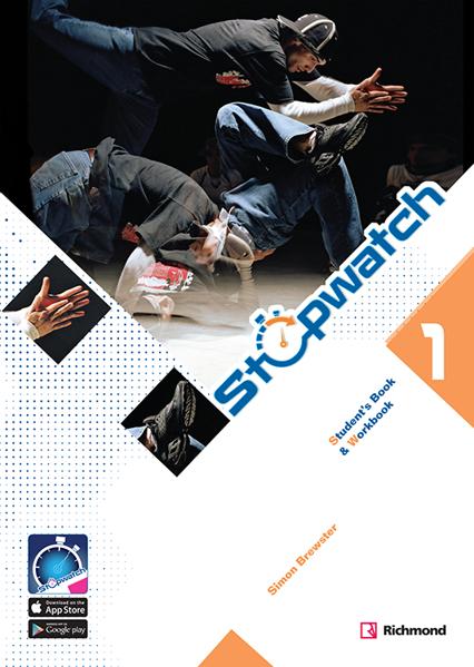 Imagen de PACK STOPWATCH 1 (STUDENT'S BOOK & WORK BOOK + STUDENT'S CD)