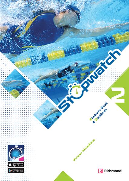 Imagen de PACK STOPWATCH 2 (STUDENTS BOOK & WORKBOOK + STUDENT'S CD)