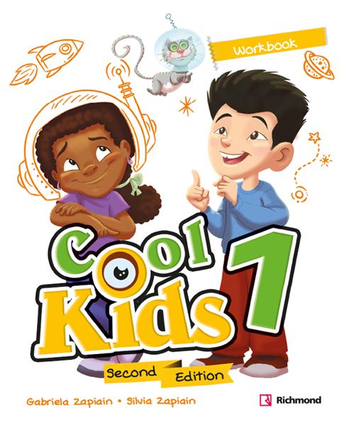 Imagen de COOL KIDS SECOND EDITION 1 WORKBOOK