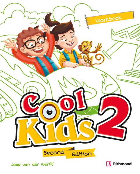 Imagen de COOL KIDS SECOND EDITION 2 WORKBOOK
