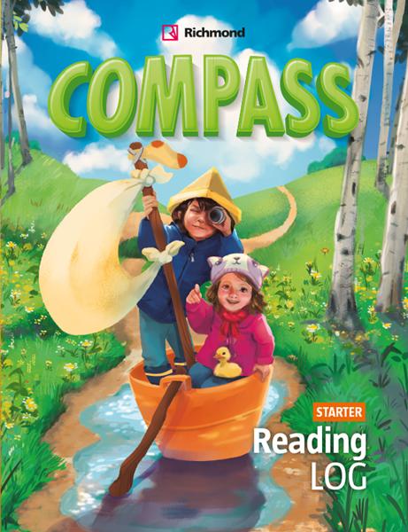 Imagen de COMPASS STARTER READING LOG