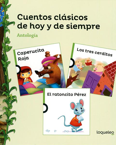 Imagen de CUENTOS CLASICOS DE HOY Y SIEMPRE - LOQUELEO