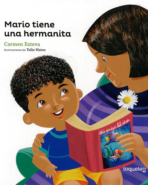 Imagen de MARIO TIENE UNA HERMANITA - LOQUELEO