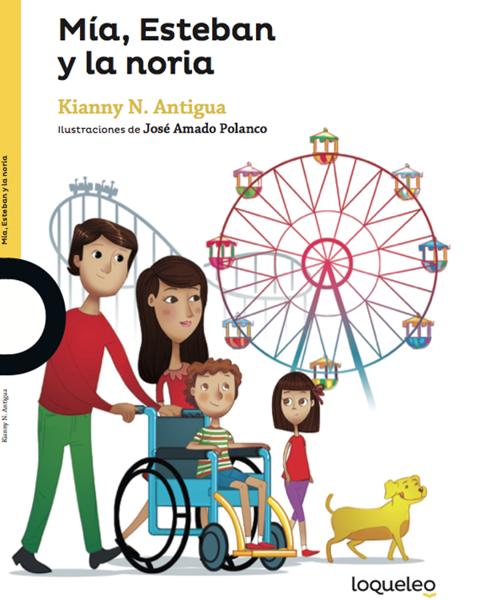 Imagen de MIA, ESTEBAN Y LA NORIA - LOQUELEO