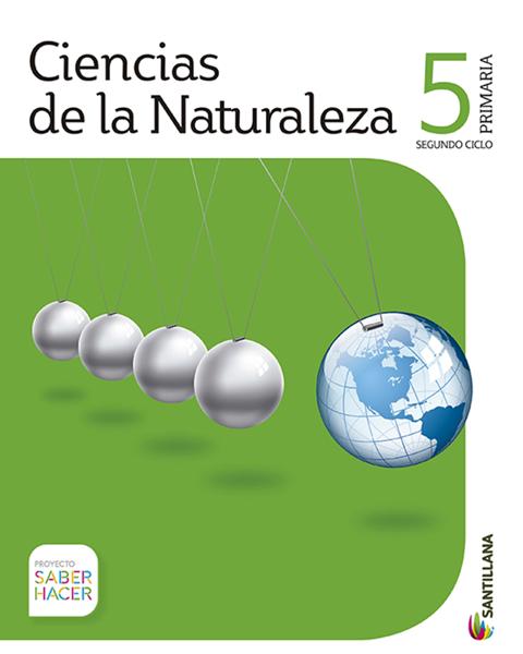 Imagen de PACK CIENCIAS DE LA NATURALEZA 5 PRIMARIA SERIE SABER HACER