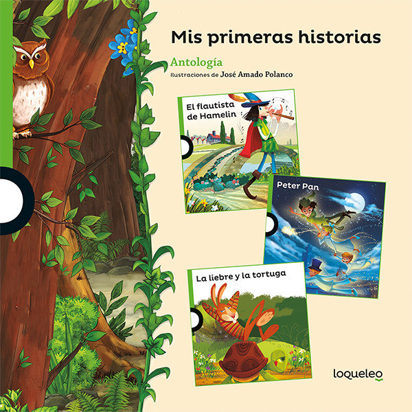 Imagen de MIS PRIMERAS HISTORIAS - LOQUELEO